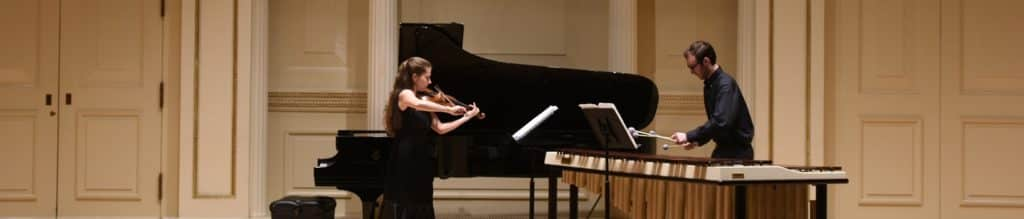 Carnegie Hall, Music competition winners 6