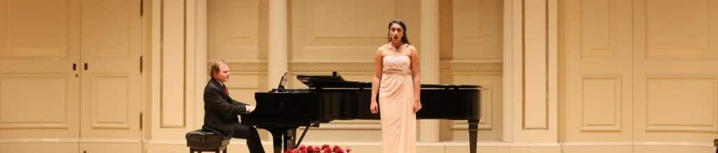 Song Contest Carnegie Hall