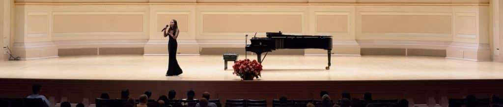 Concert at Carnegie Hall 2019